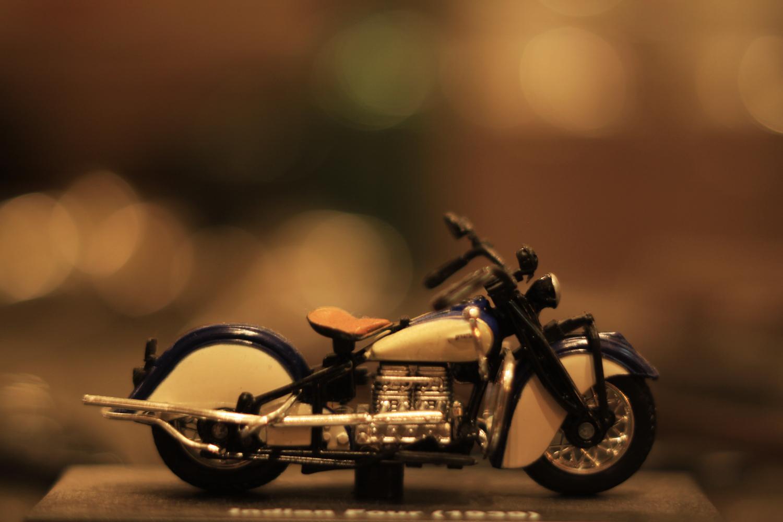 Colección motos Indians