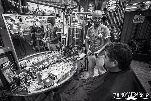 Teaser The Nomad Barber